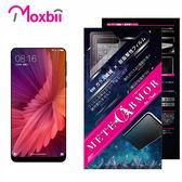 Moxbii 小米 Mix 2 太空盾 Plus 9H 抗衝擊 螢幕保護貼(非滿版)