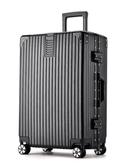 昕辰鋁框行李箱女復古拉桿箱24旅行萬向輪密碼箱子小20寸 DF 巴黎衣櫃