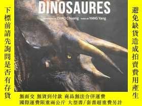 二手書博民逛書店Nous罕見dinosaures 恐龍畫冊Y19139 Chua