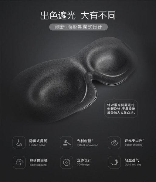 意構專業睡眠眼罩3D立體