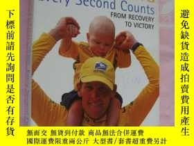 二手書博民逛書店Every罕見Second Counts【分秒必爭:重返人生之旅