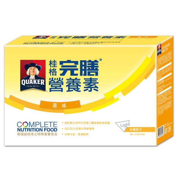 桂格完膳營養素-含纖原味8入【康是美】