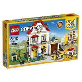 樂高LEGO LG31069 Creator 創意大師系列 家庭別墅