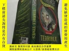 二手書博民逛書店TERRIBLE罕見TIMES(可怕的時間)外文版Y200392