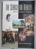 【書寶二手書T2/影視_PEI】The Search For Reality-the art of documentar
