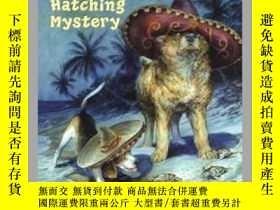 二手書博民逛書店The罕見Turtle-Hatching MysteryY362136 Mary Casanova Aladd