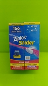 [COSCO代購] C1183857 ZIPLOC密保諾拉鏈式保鮮夾鏈袋 小袋96入+大袋70入