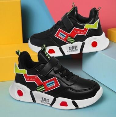 男童運動鞋 男童鞋子2021春季新款兒童運動鞋二棉中大童小童男孩【快速出貨八折搶購】