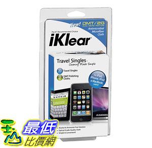 [107美國直購] 手機清潔 Klear Travel Singles for iPad, iPhone, MacBook Pro and MacBook iK-TS20