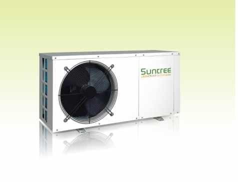 節能環保新選擇~上群熱泵熱水器KW-72HS(2.0P)+600L水桶【刷卡分期】