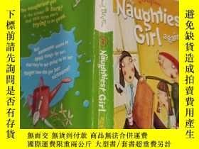 二手書博民逛書店the罕見naughtiest girl again 又是最調皮的女孩了.Y200392