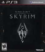 PS3 上古卷軸 5:無界天際(美版代購)