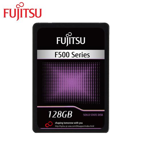 Fujitsu F500 128GB 2.5吋 SATA3 SSD 固態硬碟