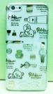 【震撼精品百貨】Rilakkuma San-X 拉拉熊懶懶熊~IPONE 6 PLUS手機殼-透明圖案