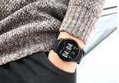 智慧手環 line來電提醒 測心率血壓潮牌青少年運動手表男學生防水潮流簡約計步籃球硅膠計時