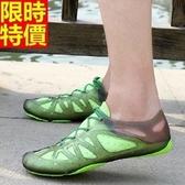 洞洞鞋-時尚百搭休閒沙灘男果凍鞋3色67u25【巴黎精品】