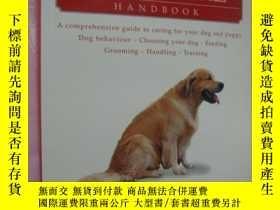二手書博民逛書店The罕見dog care handbook: choosing