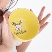 店長推薦▶2018小新清英寸日式套裝碗筷米飯兒童可愛陶瓷家用甜品創意餐具