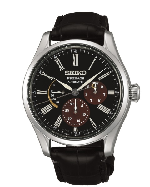【SEIKO】Presage 日本漆藝工藝限量機械腕錶