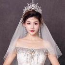 新款韓式新娘頭飾婚紗配飾