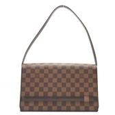 LOUIS VUITTON LV 路易威登 棋盤格肩背包 Damier Tribeca Ron N51160 【BRAND OFF】