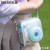 拍立得mini9/8/11透明mini7s水晶壳7c相机包mini25外壳70保护壳90 創意家居