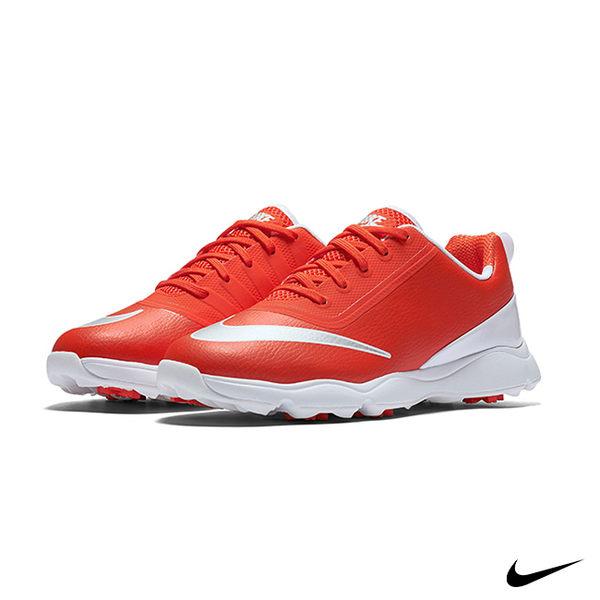NIKE CONTROL JR 大童 高爾夫球鞋 (紅) 818734-800