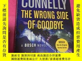 二手書博民逛書店The罕見Wrong Side Of GoodbyeY33245