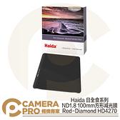 ◎相機專家◎ Haida 日全食系列 ND1.8 100mm 方形减光鏡 ND64 HD4270 公司貨