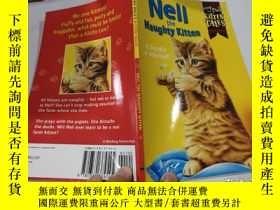 二手書博民逛書店nsll罕見the naughty kitten小淘氣小貓Y212829 不祥 不祥