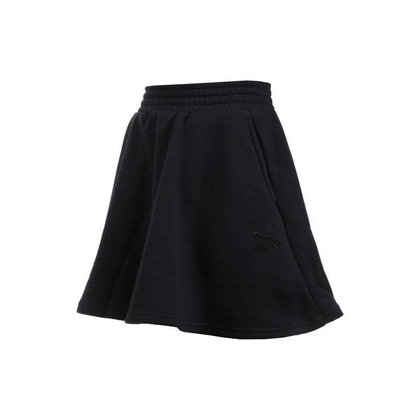 PUMA 女流行系列DOWN TOWN短裙-裙子 五分裙