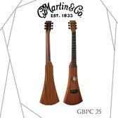 【非凡樂器】Martin【GBPC25】木吉他/25周年紀念款旅行吉他/贈超值配件包/公司貨保固
