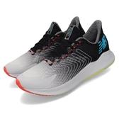 New Balance 慢跑鞋 MFCPRLF1D 灰 紅 男鞋 運動鞋 【PUMP306】 MFCPRLF1D