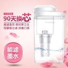 日本原裝鬆克凈水壺廚房凈水器家用直飲自來...