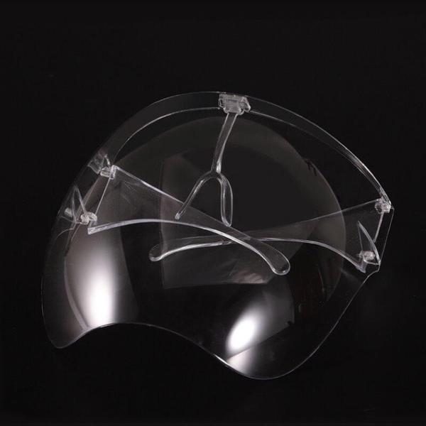 【DY102】面罩護目鏡-防起霧款 防護面罩 防霧高清 全臉護目鏡 防風沙.油煙.飛沫 EZGO商城