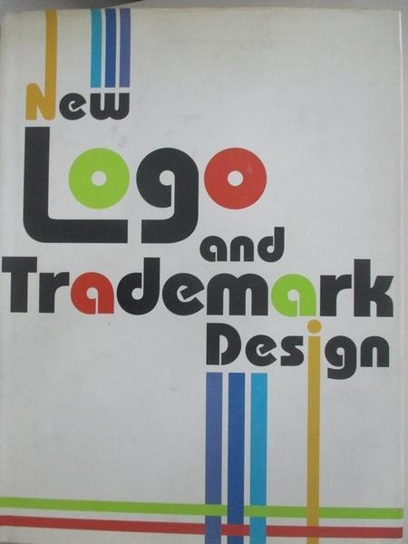 【書寶二手書T5/設計_D3A】New Logo and Trademark Design_Not Available (NA), more