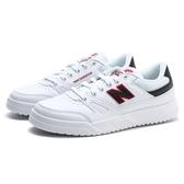 NEW BALANCE CT20 小白鞋 黑紅LOGO 休閒鞋 情侶鞋 男女 (布魯克林) CT20CBR