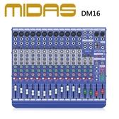★MIDAS★DM16小型混音器-16個模擬混頻器輸入通道 公司貨
