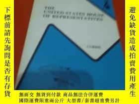 二手書博民逛書店the罕見United States House of Repr