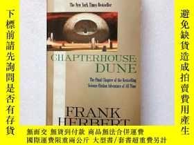 二手書博民逛書店罕見CHAPTERHOUSE:DUNE(英文原版)Y11016 Frank Herbert ACE Chart