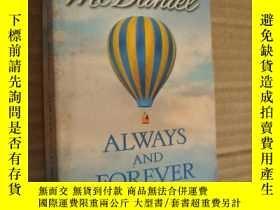 二手書博民逛書店ALWAYS罕見AND FOREVER (2 novels)Y1