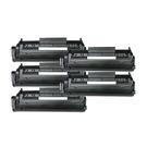 【五支組合】HP Q2612A 2612A 12A 黑色 高品質相容碳粉匣 適用LJ 1010 1012 1020 1022 1015 3020 3055 3050