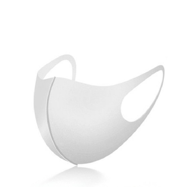 SK口罩(1個) 超強防護時尚立體可水洗高效能口罩海綿口罩防塵霧霾透氣可清洗網紅