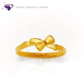 【YUANDA】『繫愛』黃金戒指 活動戒圍-純金9999國家標準