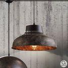 吊燈★復刻工業風 仿舊造型優雅金屬吊燈  單燈✦燈具燈飾專業首選✦歐曼尼✦