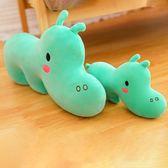 可愛河馬毛絨玩具 兒童玩偶 寶寶睡覺抱枕 安撫娃娃送女孩47cm小號公仔 CJ5877『寶貝兒童裝』