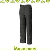 【Mountneer 山林 男防風防水保暖長褲《橄綠色》】22S15/長褲/休閒褲/旅遊