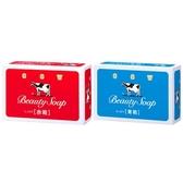 牛乳石鹼 COW 牛乳香皂(1入) 玫瑰保濕型/茉莉清爽型 兩款可選【小三美日】