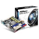 華擎 G41C-GS R2.0 INTEL G41+CH7 LGA775 M-ATX 主機板