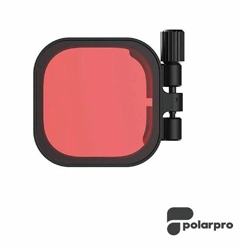 【聖影數位】PolarPro GoPro Hero8 紅色潛水盒濾片 訂貨代號8RF
